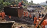 15-Odd Coal Miners were Trapped in Ksan Area of Meghalaya