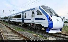 Train-18 Soon to Be Commissioned for Public Utilization