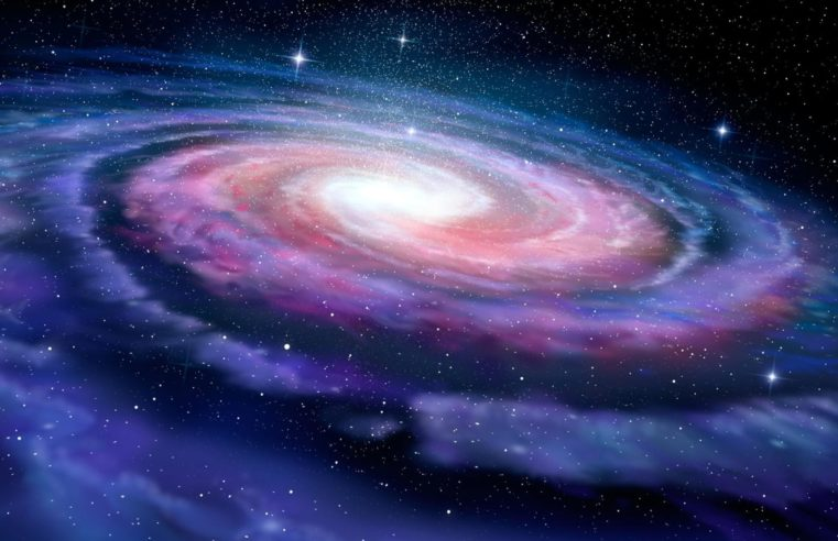 """Study Says Milky Way Galaxy Is """"Warped, Twisted"""" Not Flat"""