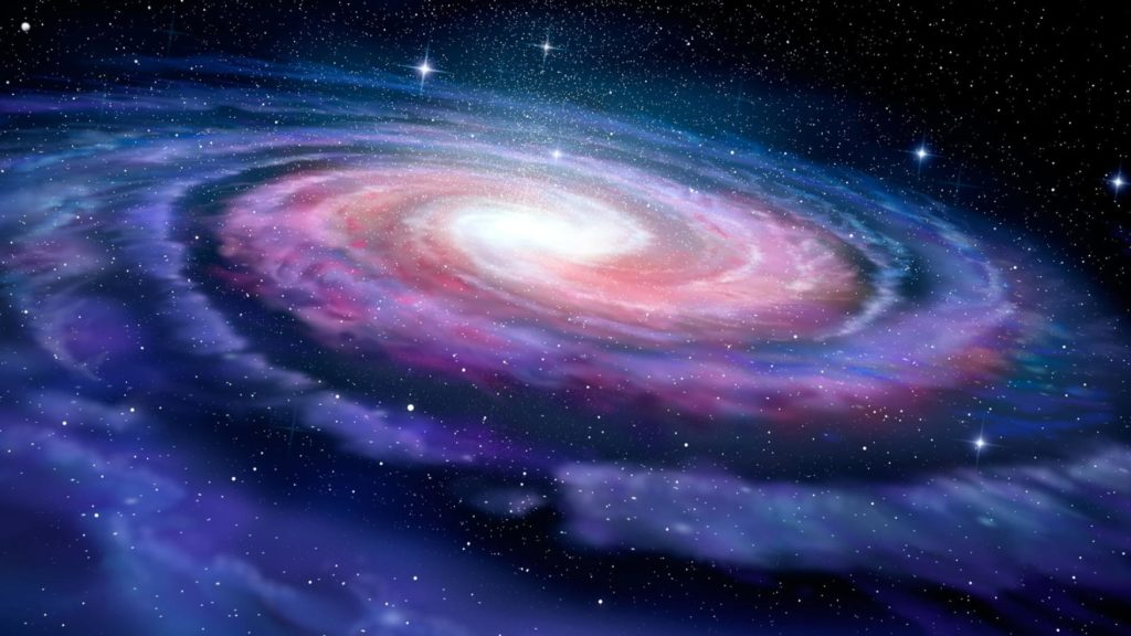 "Study Says Milky Way Galaxy Is ""Warped, Twisted"" Not Flat"