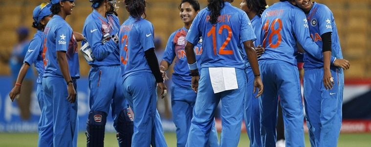 India vs New Zealand: The Women In Blue Playing Tough Game
