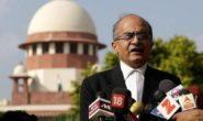 SC Issues Contempt Notice To Prashant Bhushan
