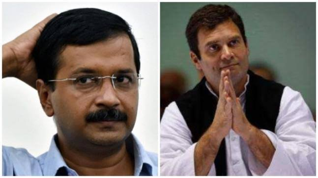 """Congress """"Nearly Said No"""" To Alliance: AAP Chief Arvind Kejriwal"""
