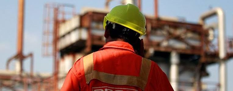 ONGC Hikes After Reported December Quarter Trade