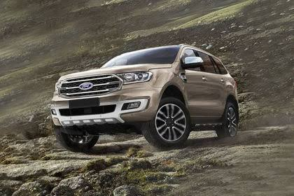 Ford Launches 2019 Ford Endeavour In India, Initial Price