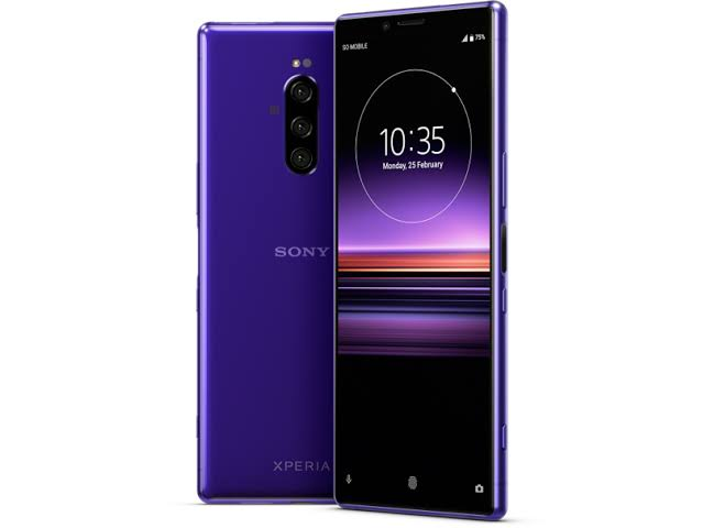 Sony Xperia 1 Launches At Barcelona, Has  CinemaWide Display, Triple Rear Camera