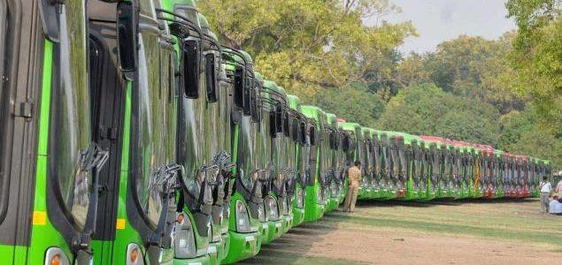 Status Report Shows Delhi Govt's Transport, Infrastructure Sectors Lagging Behind