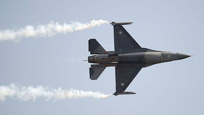 Pakistan Denies Use Of F-16s Against India As US Restricts Fighters From 'Offensive Role'