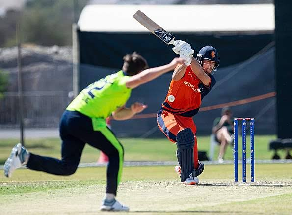 Rumoured European T20 Franchise League To Begin This Season Between Ireland, Scotland, Netherlands