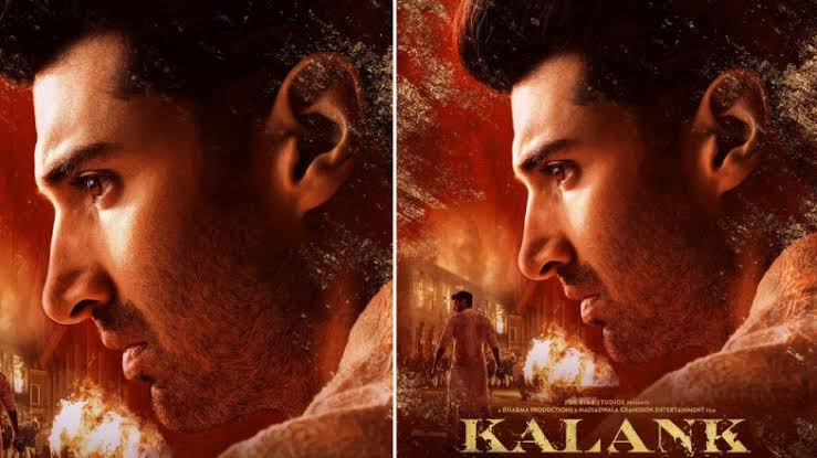 Aditya Roy Kapur Featuring Kalank's Second Poster Revealed