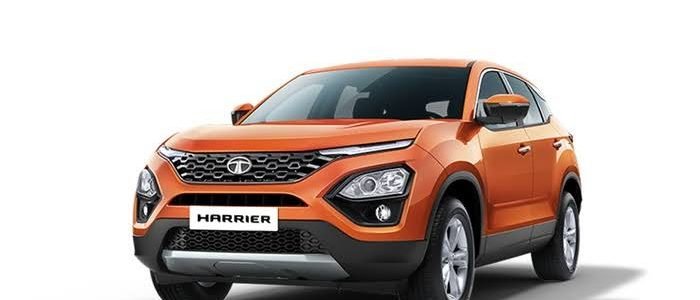 Tata Harrier Owner Spends ₹75k To Install 19 Inch Aftermarket Accessory