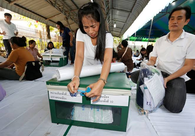 Thailand Election Results Get Delayed; Anti- Junta Party Claims It Won Most Seats