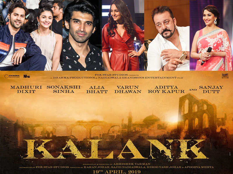 'Kalank' Producer Karan Johar Apologizes For Delay In Title Track Release