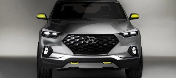 Hyundai Venue SUV Unveiling On April 17, Company Releases First Design Sketch