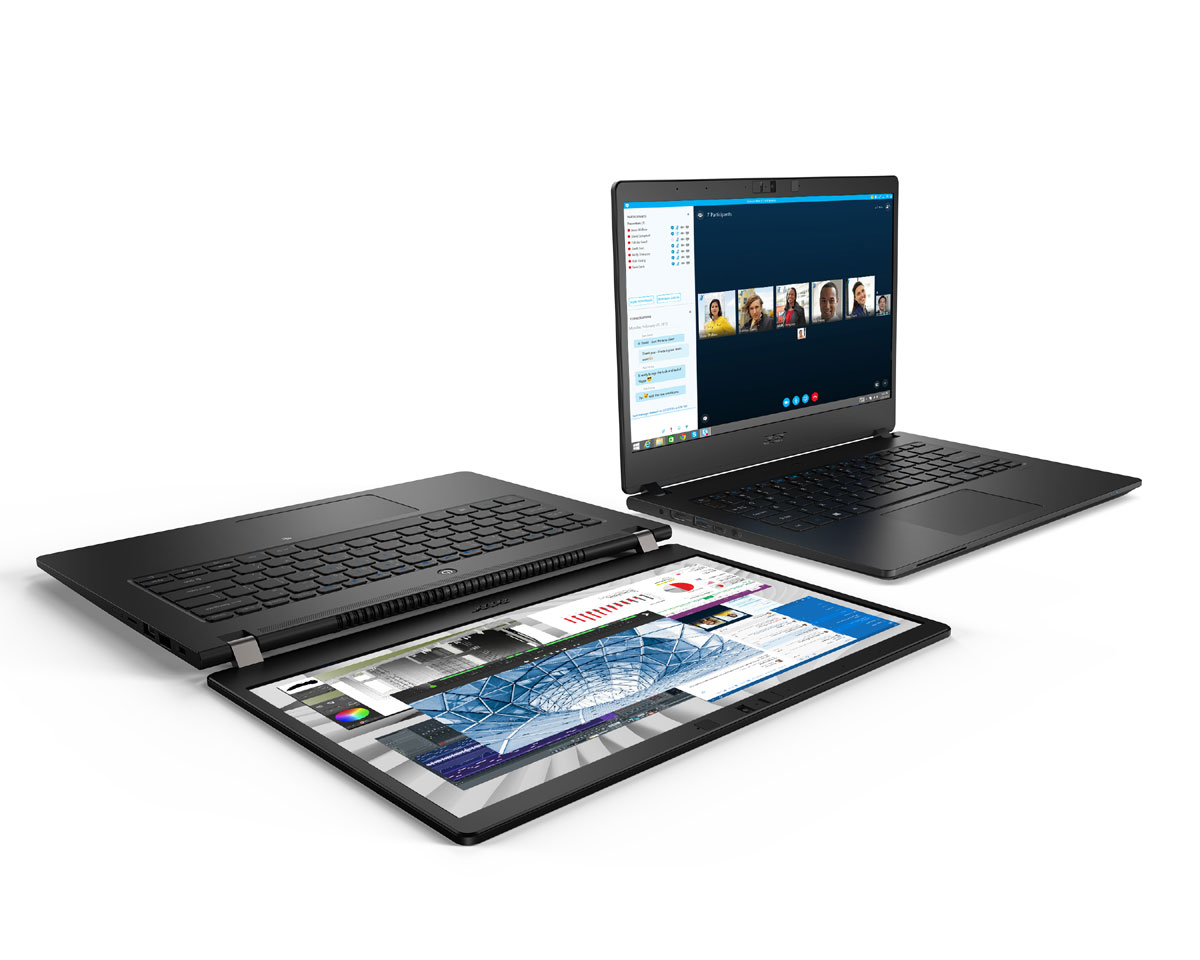 Acer Announces New TravelMate P6 Series Notebook, Claims 20 Hour Battery Life