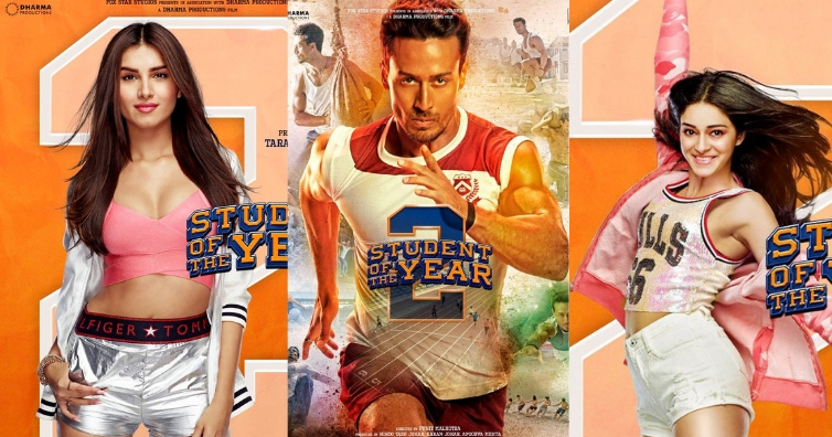 Student Of The Year 2 Trailer Out: Tiger Shroff, Ananya Panday, Tara Sutaria To Feature