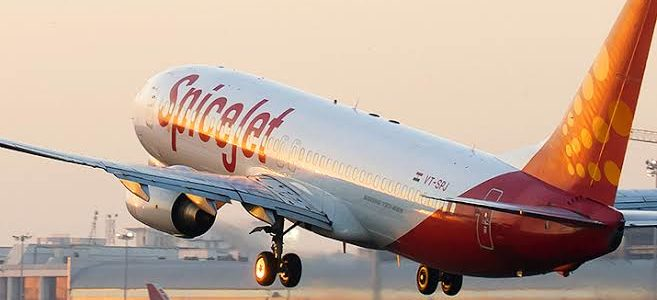 SpiceJet Gets Five Bombardier Q400 Aircraft In Its Fleet