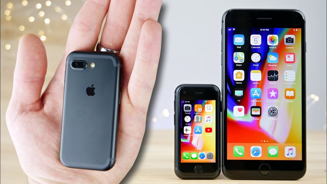 Apple May Bring Out Surprisingly Small New iPhone: Reports