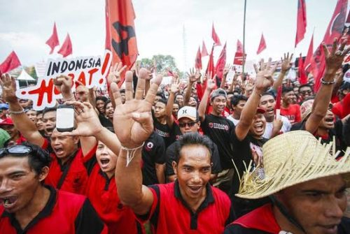 Indonesia: World's Largest One- Day Election Held To Choose New President, Parliament