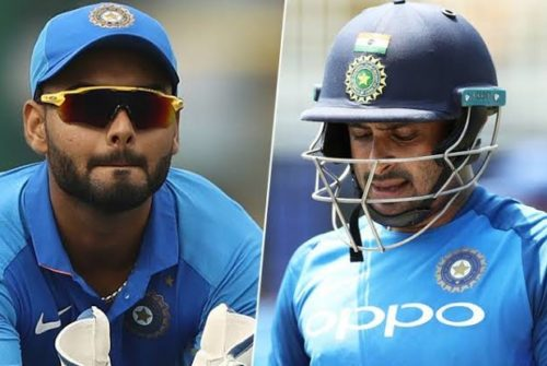 ICC World Cup'19: BCCI Names Rayudu, Pant As Standbys
