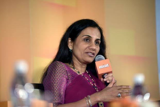 ED Calls Chanda Kochhar To Answer 'Suspicious' Questions Over Bhushan Steel, Jaypee Loans