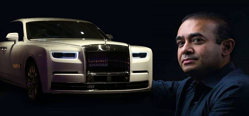 Nirav Modi's 13 Luxury Cars Up For Auction, Rolls Royce Priced At ₹1.3 Crore