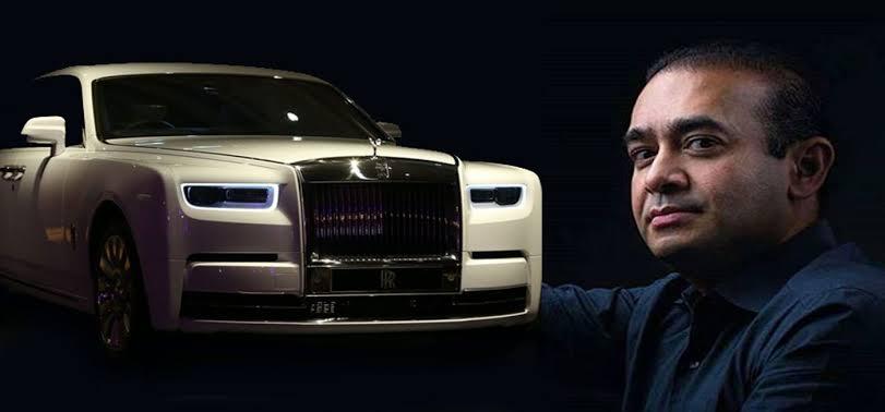 Nirav Modi's 13 Luxury Cars Up For Auction, Rolls Royce Priced At ₹1.3 Crore