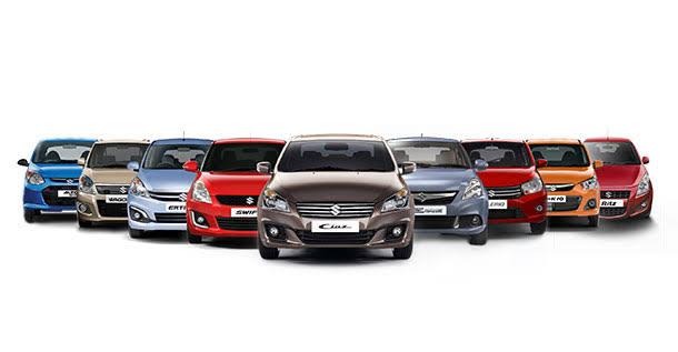Maruti Suzuki Reports 20% Year-on-Year Decline In April Sales