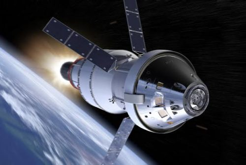 NASA Spacecraft Likely To Collide A Small Moonlet In 2022