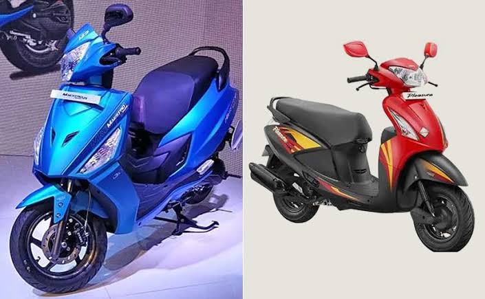 Hero Maestro Edge 125 Launched Today In Three Variants