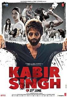 Kabir Singh Trailer Shows Shahid Kapoor & Kiara Advani's Intense Love Story