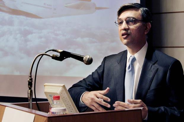 Jet Airways CEO Vinay Dube Resigns Citing Personal Reasons