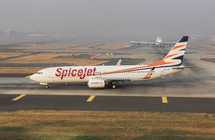 SpiceJet Q4 Net Profit Slumps To 22% Despite Grounding Of Boeing MAX Aircraft