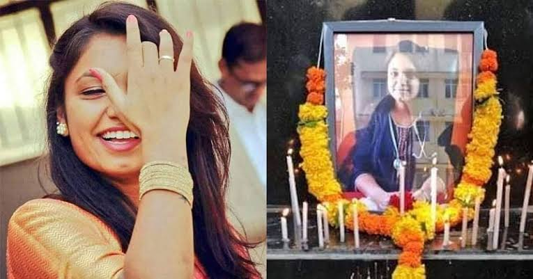 Payal Tadvi Suicide: Autopsy Report States 'Evidence Of Ligature Mark Over Neck'; Chats Show She Was Suffering Torture
