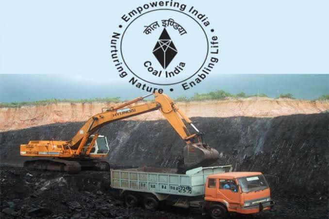 Coal India Shares Slump 4% Higher In Q4 FY19