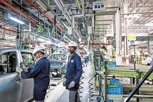 India's Manufacturing Sector Grows At Quickest Speed In Three Months In May: PMI