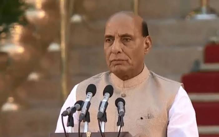 Centre Works On Restructuring Notification To Put Rajnath Singh On 4 Cabinet Panels