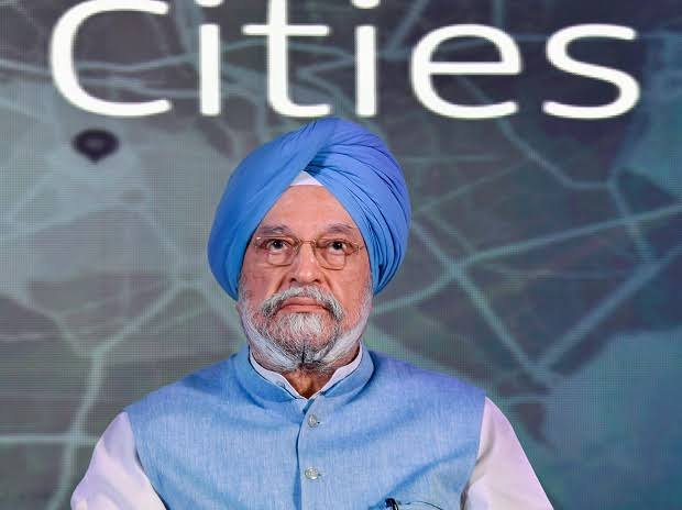Union Minister Hardeep Singh: No Plan To Bail Out Airlines, Real Estate Firms