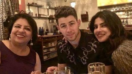 Priyanka, Nick Celebrate Her Mom Madhu Chopra's Birthday, Share Pics On Instagram