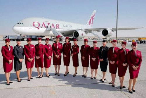 Qatar Airways Named As World's Best Airline For 2019 By Skytrax