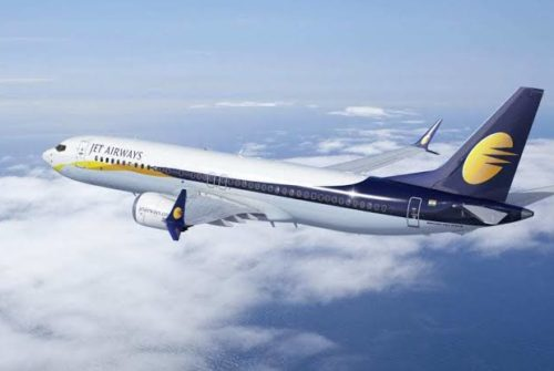 Aviation Ministry Gives Jet airways' Foreign Flying Rights To Indian Carriers