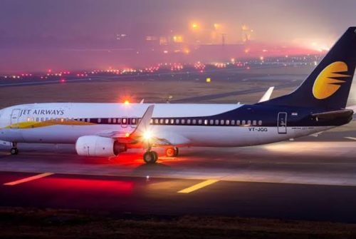Jet Airways' Grounding Finally Accepted By Banks