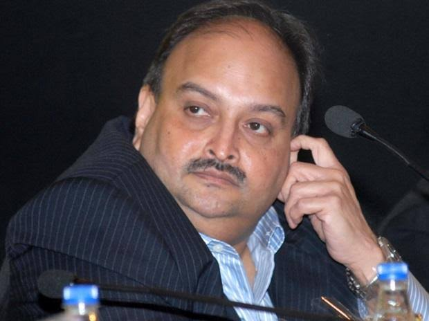ED Offers To Provide Air Ambulance, Medical Expert To Bring Back Mehul Choksi