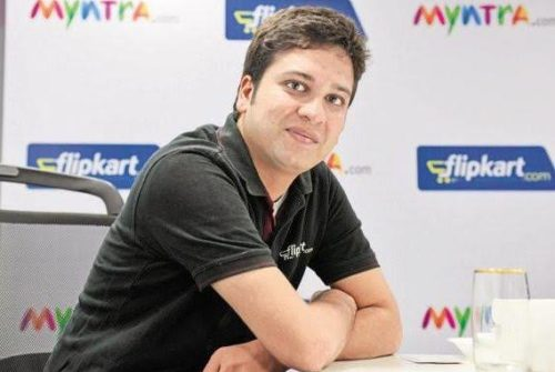 Flipkart Co- founder Binny Bansal Sells ₹531 Crore Flipkart Shares To Walmart