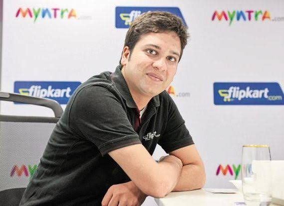 Flipkart Co- founder Binny Bansal Sells ₹531 Crore Flipkart Shares To Walmart