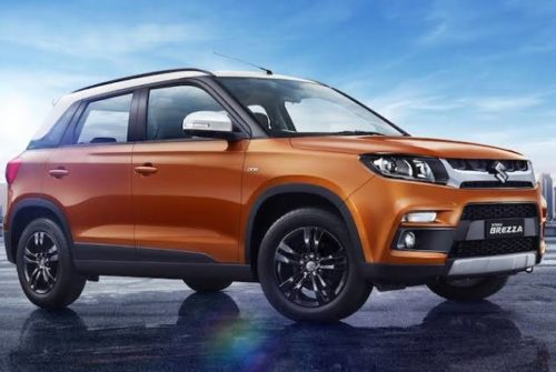 2019 Maruti Brezza To Launch Soon