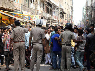 Home Minister Amit Shah Summons Delhi Police Commissioner Over Communal Clashes In Chandni Chowk