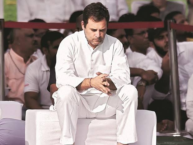 Rahul Gandhi Makes Resignation Letter Public, Quits As Congress Chief
