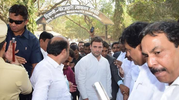 Rahul Gandhi Pleads Not Guilty In Gauri Lankesh Murder- RSS Defamation Case