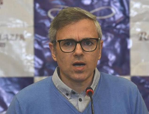 Omar Abdullah Lashes Out At J&K Governor For Closing Highway To Ensure Pilgrims' Safety